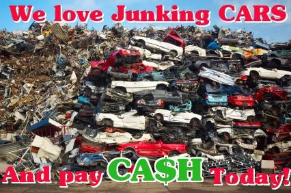 scrap car removals yards